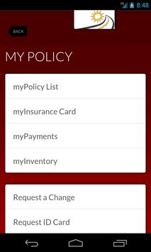 myInsurance - Ayala apk screenshot