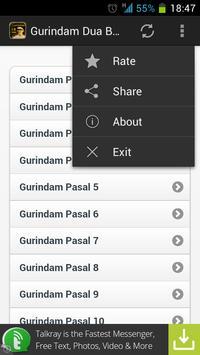 Gurindam Dua Belas apk screenshot