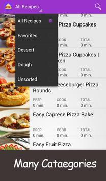 Easy Food Recipes Free apk screenshot