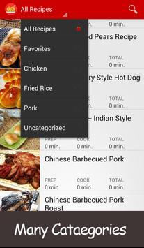 Unlimited Recipes Free apk screenshot
