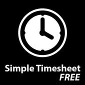 Simple Timesheet FREE icon