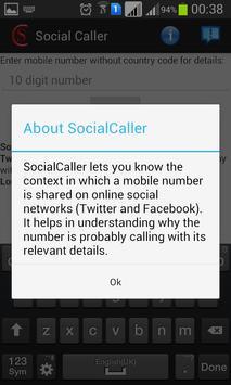 SocialCaller apk screenshot
