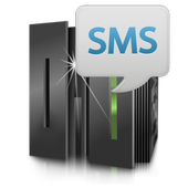 AndroSMS SMSServer icon