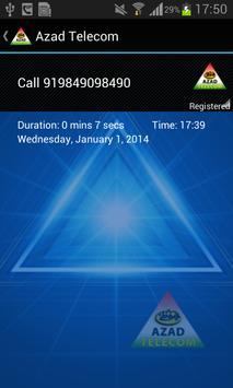 Azad Telecom apk screenshot