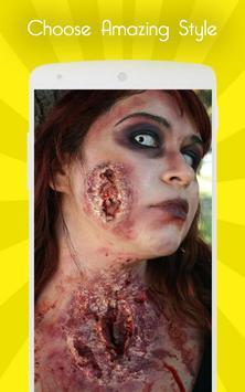 Zombie Mask Photo Booth ✔ apk screenshot