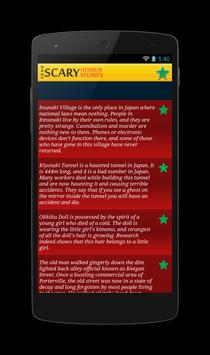 1000 Scary Horror Stories(+18) apk screenshot