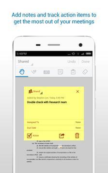 Azeus Convene Board Portal apk screenshot