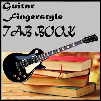 Fingerstyle Lesson TABS poster