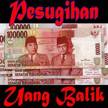 Ilmu Uang Balik poster