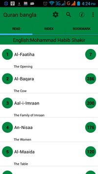 বাংলা কুরান Bangla Quran Pro apk screenshot