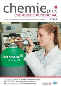 Chemie plus eMagazin poster