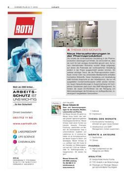 Chemie plus eMagazin apk screenshot