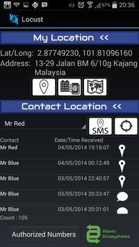 Locust(Free) apk screenshot