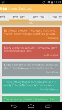 Inspirational Quotes apk screenshot