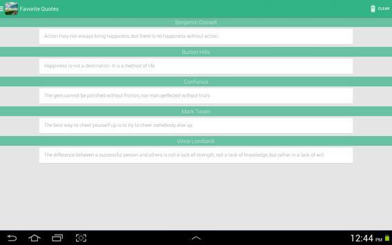 Motivational Quotes apk screenshot