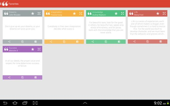 Quotes & Quotations apk screenshot