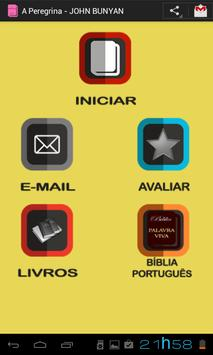 A Peregrina - JOHN BUNYAN poster