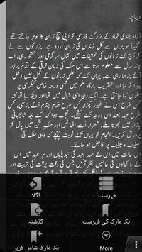 Aabe Hayaat (Urdu Book ) apk screenshot