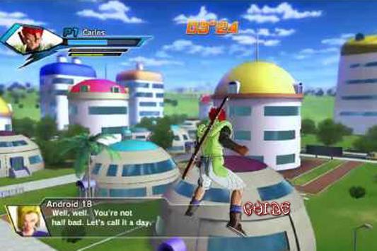 Guide Dragon Ball Xenoverse apk screenshot