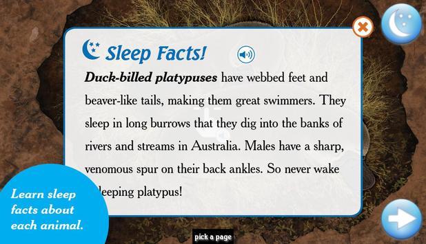 I See the Animals Sleeping apk screenshot