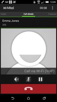 Mitel MC apk screenshot