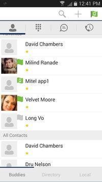 Clearspan Communicator apk screenshot