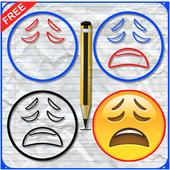 Draw Emojis icon