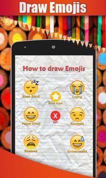 Draw Emojis poster
