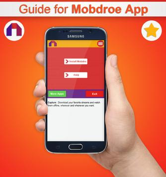 Guide for Mubdroe poster
