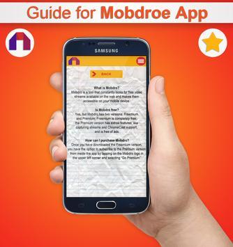 Guide for Mubdroe apk screenshot