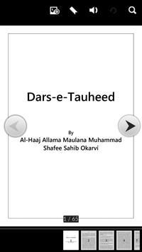 Sunni Darse Tauheed poster