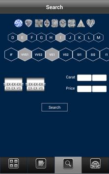 Diamond Calc Pro (Trial) apk screenshot