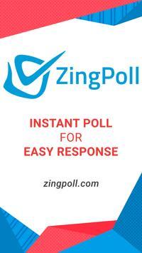 ZingPoll apk screenshot
