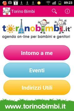Torino Bimbi agenda x bambini apk screenshot