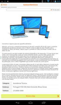 Guia de Empresas ABCMIX Demo apk screenshot