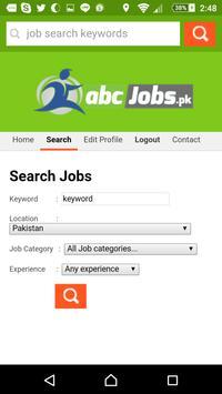 AbcJobs.PK apk screenshot