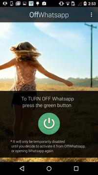 OffWhatsapp poster