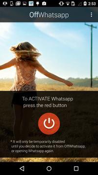 OffWhatsapp apk screenshot