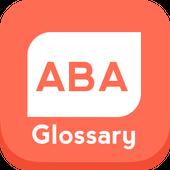ABA Glossary icon