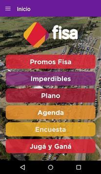 FISA Bahía Blanca poster
