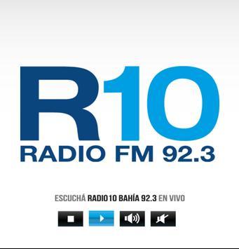 RADIO 10 Bahía Blanca apk screenshot