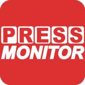 Press Monitor icon