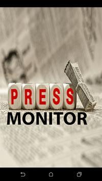 Press Monitor poster