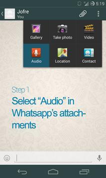 TalkZapp Free apk screenshot