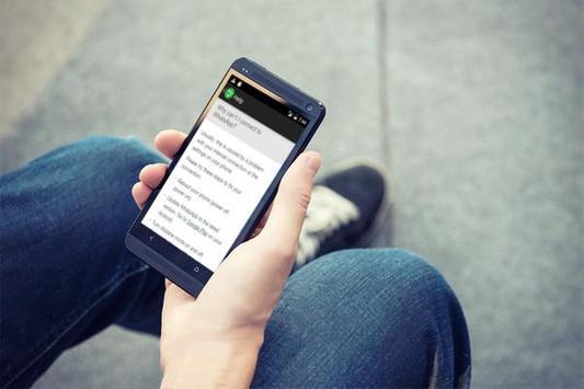 Guide for Whtasapp Messenger apk screenshot