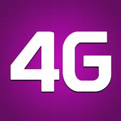 4G Activator toggle prank icon