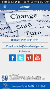 Abdulaziz Leadership Program apk screenshot