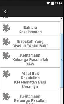 Cinta Ahlul Bait apk screenshot