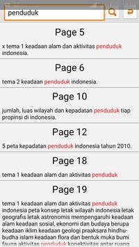 IPS Terpadu kelas 7 Kur13 apk screenshot