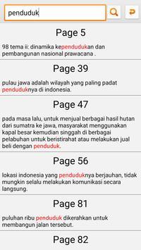 IPS Terpadu Kelas 8 Kur13 apk screenshot
